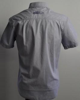 Camisa Social Manga Curta - Foto 1