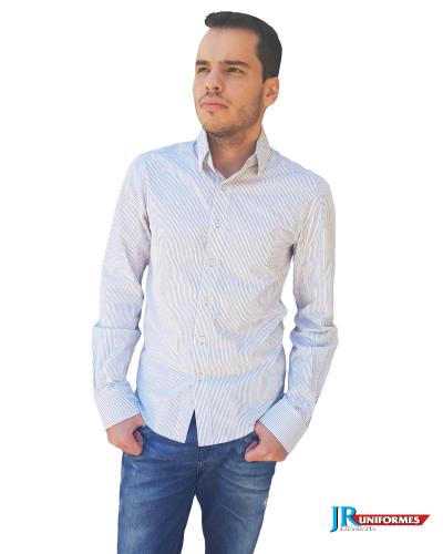 Camisa Social Slim